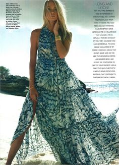 That's our Gold Sparkle Stack Ring, in the June 2011 issue of Allure Magazine!