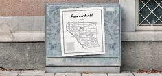 Hornstull map by David Ehrenstråhle