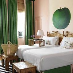 Colores para habitaciones   top tendencias en decoración de dormitorios 2018