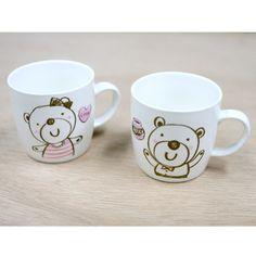 adorable bear mugs