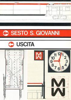 Bob Noorda When Italian Graphic Design Becomes An International Alphabet - Inner%20Ideas - Blog - Inner Design