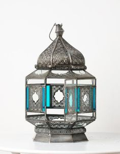 AMBER LANTERN lyslykt | Lanterns | Lys & Lykter | Home | INDISKA Shop Online