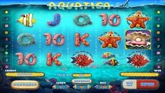 This is an #underwater themed video slot that brings to life deep sea imagery. In this game, you will find a number of items and #creatures that can only be found in the great depths of the seas and the oceans.  #Aquatica  They include things like #tropical reel #fish, sea horses, puffer fish, helmets and star fish. The game is ideal for players across all ages and genders and with the 5,000 coin non progressive jackpot that it comes with, it becomes more inviting and #fun to play.