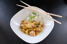 KUŘECÍ KUNG PAO Soup, Ethnic Recipes, Soups
