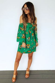 Share to save 10% on  your order instantly!  Summer Breeze Dress: Multi