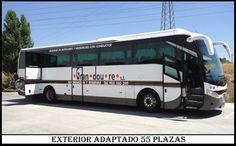 Autocar 55 plazas Adaptado