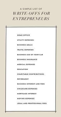 The Entrepreneur's Guide To Tax Season   The Fresh Exchange   online business tips   entrepreneur tips