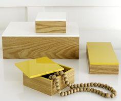 #west #elm boxes