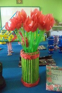 Cara Membuat Bunga Dari Sedotan Beserta Gambarnya : membuat, bunga, sedotan, beserta, gambarnya, Membuat, Bunga, Sedotan, Beserta, Gambarnya