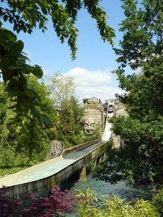 """Dragon Falls Water Ride"", Chessington World of Adventure, GB"