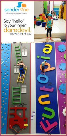 Orange County Indoor Rock Climbing for Kids