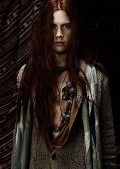 Bartek Borowiec/Jean Prouvaire this guy is my head canon for jehan, he looks like allistair Vampires, Beautiful Men, Beautiful People, Long Red Hair, Short Hair, Tousled Hair, Male Beauty, Pretty People, Redheads
