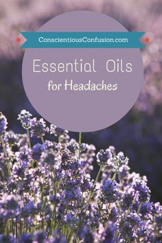 The best Essential Oils for relieving Headaches! ♡ purasentials.com ♡ essential oils with love