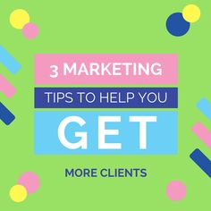 These days, finding new clients is definitely not an easy task, especially if you don't have enough resources and money. Online marketing strategies change all the time, and we need to keep track o…