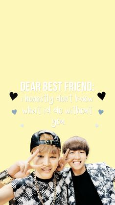 BTS || V and Jimin wallpaper for phone