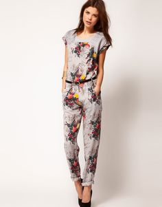 1aeb879ac95 floral print jumpsuits are probably my favorite. Alexander Grey