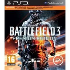 Battlefield 3 Premium Edition Game  Premium Membership PS3   http://gamesactions.com shares #new #latest #videogames #games for #pc #psp #ps3 #wii #xbox #nintendo #3ds