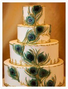 GORGEOUS CAKE! by SUZIE Q