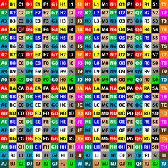 UV Texture Checker 2048