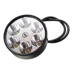 12V-80V Motorcycle Led Condenser Super-bright Headlight. Description:  it Is Suitable For Electric Bicycle And Motorcycle.  this Headlight Is A New Product In 2014.  it Is Made Of Ultra-light Bead  the Shell Is Made Of Aluminum Material, Making This Product More Robust  your Car Is Necessary For The Headlight.    specification:  material: Led Lamp Beads Aluminum Shell  voltage: 12-80v  power: 15w  range: 200m  size: 84*84*48mm  screw Size: 8mm  model: Jcaa621  lumen:approx 900lm    the…