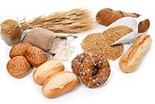 One slice of bread, 1 cup of ready-to-eat cereal, or ½ cup of cooked rice, cooked pasta, or cooked cereal can be considered as 1 ounce-equivalent from the Grains Group