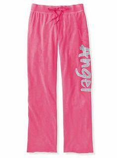 The Fleece Pant - Supermodel Essentials - Victoria's Secret