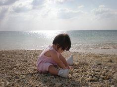 Torii Beach.  Okinawa, Japan