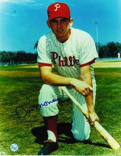 3264015de2d Autographed Don Money Philadelphia Phillies 8x10 Photo