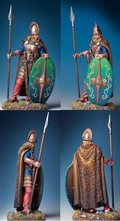 Celtic Warrior, Pegaso Models