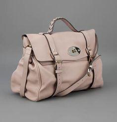 Mulberry Alexa Bag color crema #mulberry