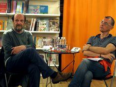 Una scontrosa grazia: Peter Semolic - 21 maggio, libreria Mondadori, Trieste
