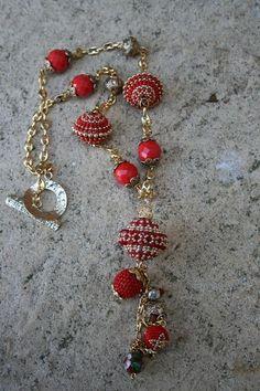 Cedra Collar (Pencio) + Lunabead (Mu)