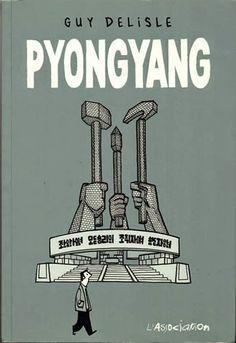 """Ficha de lectura del libro """"Pyongyang"""" realizado por el alumno Antonio Penedo de 3º Diver dle IES Matilde Casanova"""