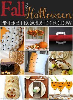 Dozens of Fun Fall Ideas! - Mad in Crafts
