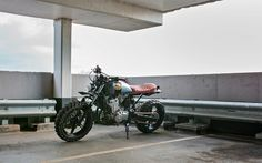 Honda CBF500 Scrambler #5 by Kevil speed shop #motorcycles #scrambler #motos | caferacerpasion.com