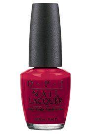 OPI Nail Polish Malaga Wine // I'm choosing this for today, I think. Opi Nail Polish Colors, Opi Colors, Pretty Nail Colors, Red Nail Polish, Opi Nails, Pretty Nails, Nail Polishes, Tulip Nails, Kunst