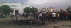 الدار البيضاء : بائع متجول يحرق نفسه لعدم استفادته من محله