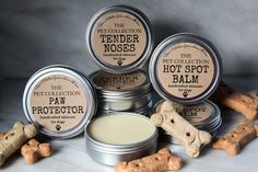 Paw Protector//Paw Balm//Paw Salve//Dog Paws//Balm for Dogs//Skincare for Dogs//Natural Dog Products//Natural Dog Skincare//Vegan Dogs by NaturesSkinNutrition on Etsy https://www.etsy.com/listing/265658137/paw-protectorpaw-balmpaw-salvedog