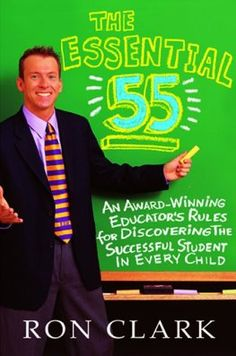 The Essential 55 by Ron Clark (affiliate)