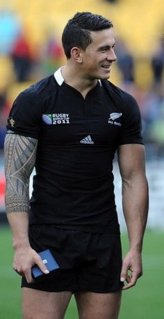 Having a Sonny Bill Williams moment… excuse me.