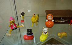 Фото: Выставка игрушек родом из СССР (Фото)
