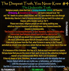 The Deepest Truth You Never Knew #4