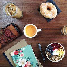 breakfast at AP Café / photo by April Flores