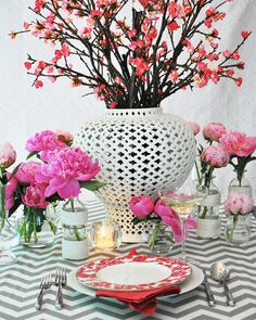 5 Beautiful Spring Flower Arrangements