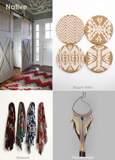 native american prints