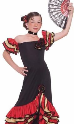 Sizzling senorita womens spanish dancer costume 2015 costumes sizzling senorita womens spanish dancer costume 2015 costumes for women pinterest spanish dancer costume costumes and halloween ideas solutioingenieria Images