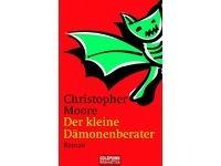 Der kleine Dämonenberater - Roman / Christopher Moore #Ciao