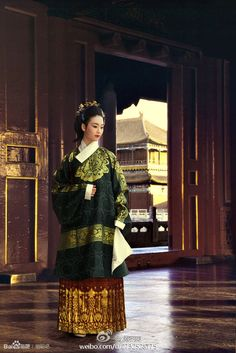 漢服-長襖裙