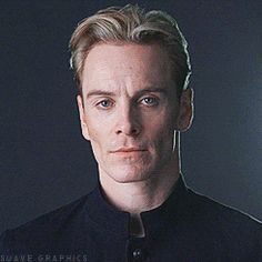 Fassbender as a Android, I don't know why but he reminds me, of the Lawrence of Arabia movie he has that look.