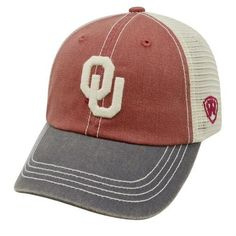 001c082ac43 Youth University of Oklahoma Sooners Trucker Hat University Of Oklahoma